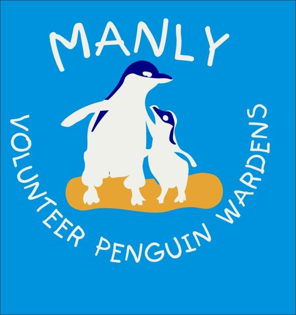 Manly volunteer penguin