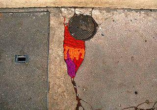 Pot-hole-wool-art-2