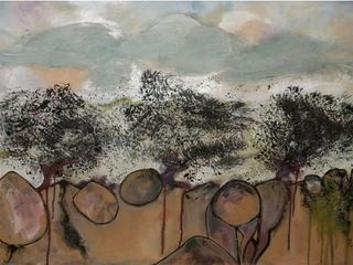 Sticks and Stones - The Bluff 600cm x 900cm