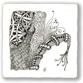 Zentangle by maria