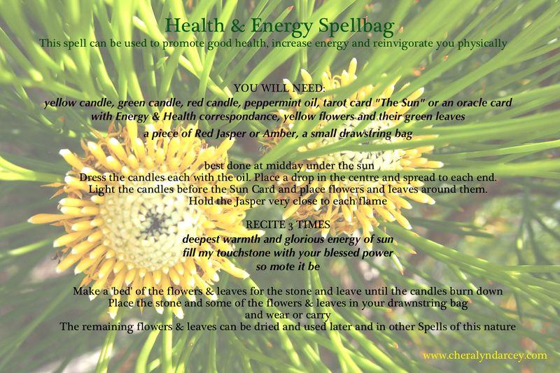 Energyandhealth