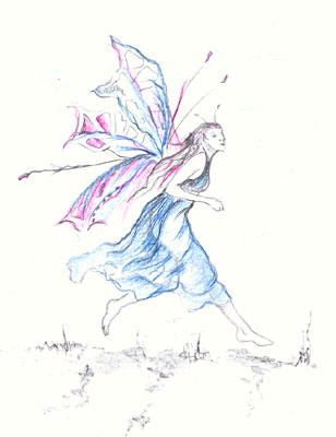 Running-fairy