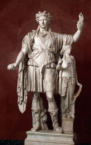 Figure-of-bacchus