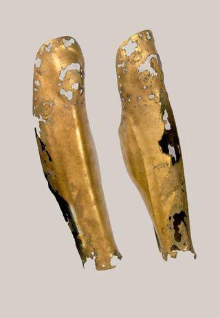 Hermitage-leg-guards