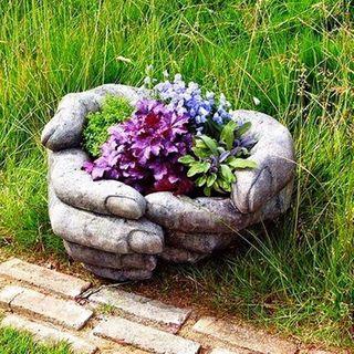 Flowerhandgarden