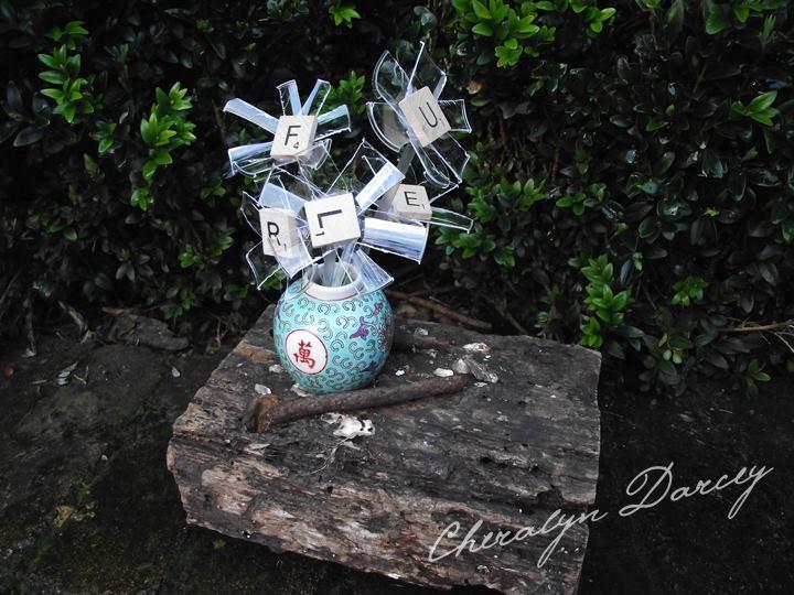 Flowersculpture