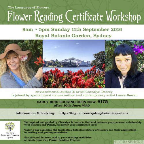 Botanic Gardens Flyer