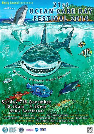 OceanCareDay2014Poster