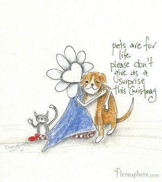 Flora pets