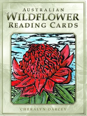 Australian Wildflower Reading Cards cover