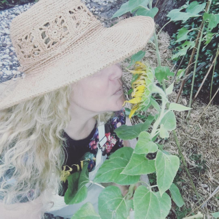 Cheralyn sunflower kisses